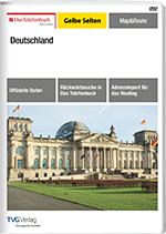 Das Telefonbuch und Gelbe Seiten Map&Route Herbst/Winter 2015/16