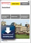 Das Telefonbuch und Gelbe Seiten Map&Route Downloadversion Herbst/Winter 2016/17