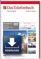 Das Telefonbuch Download mit R�ckw�rtssuche Fr�hjahr/Sommer 2016
