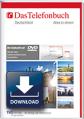 Datenupdate Das Telefonbuch. Deutschland