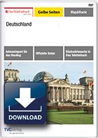 Das Telefonbuch und Gelbe Seiten Map&Route Downloadversion Frühjahr/Sommer 2018