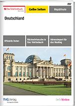 Das Telefonbuch und Gelbe Seiten Map&Route Frühjahr/Sommer 2017