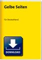 Gelbe Seiten. F�r Deutschland Downloadversion Fr�hjahr/Sommer 2016